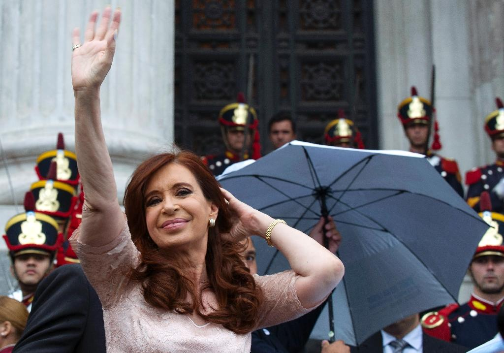 Court clears Argentina president in Iran 'cover-up'
