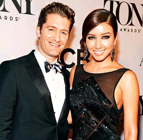 Matthew Morrison Is Engaged! Glee Star, Girlfriend Renee Puente Set to Wed