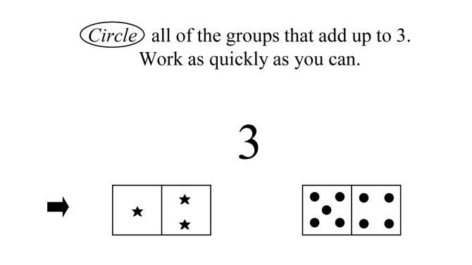 Early number sense plays role in later math skills