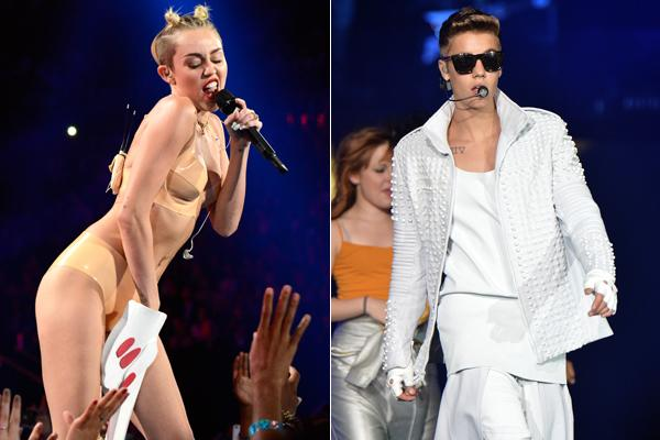 Miley Cyrus and Justin Bieber Join Forces on 'Twerk'