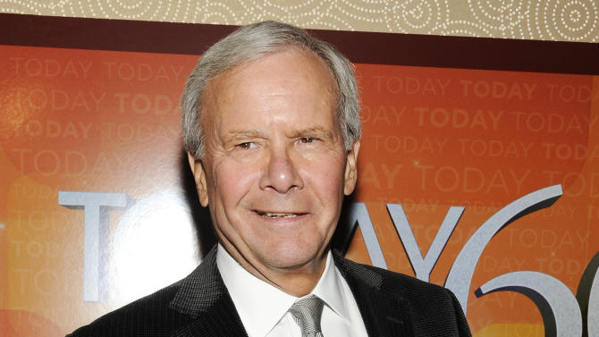 NBC's Tom Brokaw diagnosed with cancer