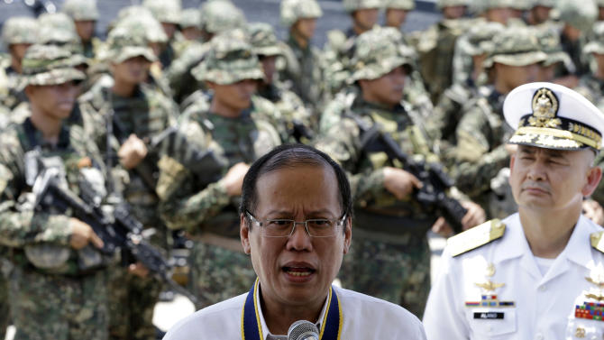 Philippines protests Chinese warship's presence