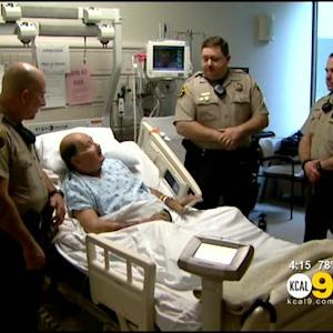 Out-Of-State Traveler Credits 3 OC Deputies With Saving His Life