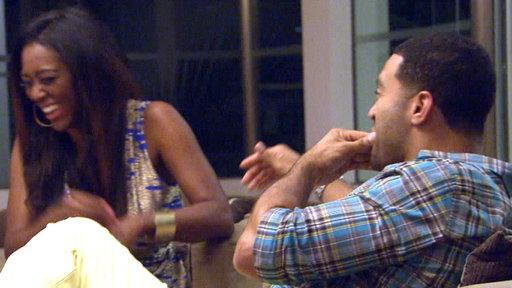More Drama for Kenya Moore and Apollo Nida?