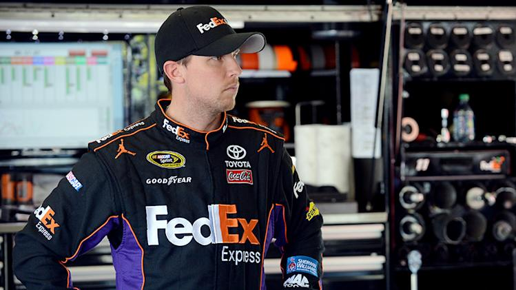 Hamlin fined for comments after Phoenix race
