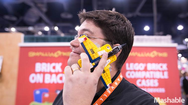 The Most Blinged-Out iPhone Cases and Headphones Spotted at CES 2013