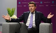 Chairman of the London Olympic Organizing Committee (LOCOG), Sebastian Coe, gives an interview with AFP in London. Coe said Tuesday he could not wait for the sport to start at the London Olympics, but admitted that transport to the Games venues remained a concern