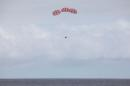 Splashdown! SpaceX's Dragon Cargo Spaceship Returns to Earth