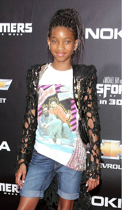 Willow Smith Transformers Dark Of The Moon