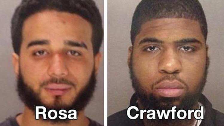 2 men charged, ID'd in fatal Tioga carjacking, crash