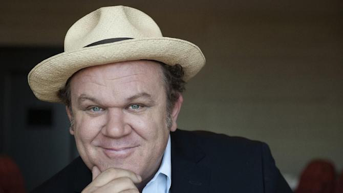 "FILE - In this Monday, Oct. 15, 2012 file photo, John C. Reilly, a cast member in ""Wreck-It Ralph,"" poses for a portrait at the Beverly Hilton, in Los Angeles. The filmmakers appreciated Reilly's contributions so much for ""Wreck-It-Ralph"" that the actor earned a story credit. The new Walt Disney Animation Studios film releases in theaters on Friday, Nov. 2. (Photo by Jordan Strauss/Invision/AP, File)"