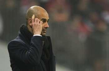 Guardiola: Squad depth vital to Bayern Munich success this season