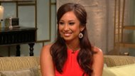 Cheryl Burke visits Access Hollywood Live on August 1, 2012 -- Access Hollywood