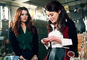JoAnna Garcia Swisher and Emilie de Ravin | Photo Credits: Jack Rowand/ABC