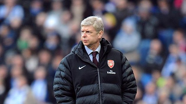 Arsene Wenger wants his team to commit to every performance