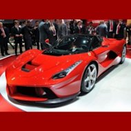 LaFerrari, Hybrid Pertama dan Terkencang