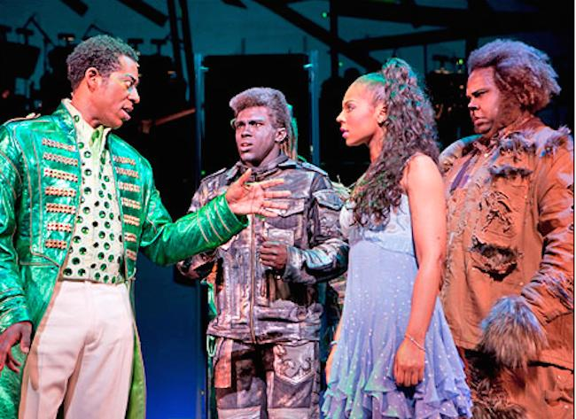 'The Wiz' NBC's Next Live Musical, With Cirque Du Soleil; Broadway Revival Planned