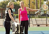 Chris Evert on CSI | Photo Credits: Monty Brinton/CBS