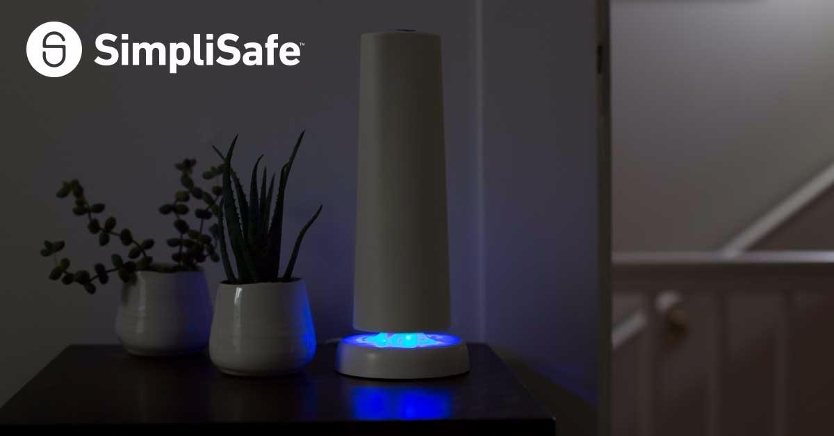 This home security system is bizarre—but it works.