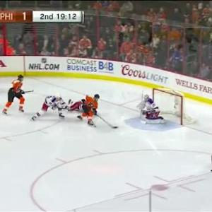 Rangers at Flyers / Game Highlights