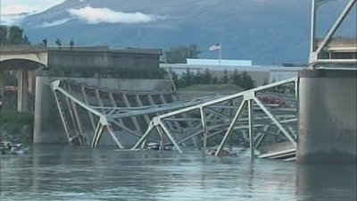 Bridge Collapses, Survivors Speak