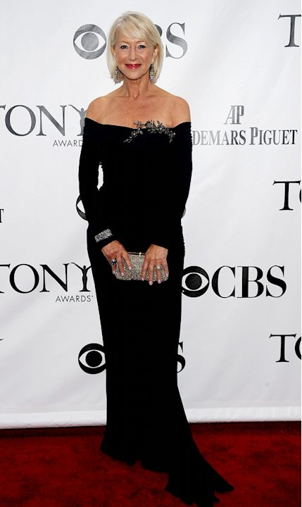 Mirren Helen Tony Awards