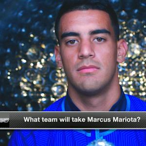 'Around the NFL' Podcast: Where will Oregon quarterback Marcus Mariota land?