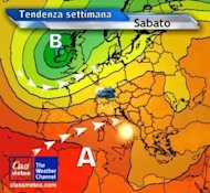 Focus temperature: da giovedi gran caldo