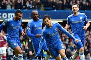 Hazard: Chelsea was frightened of Man City