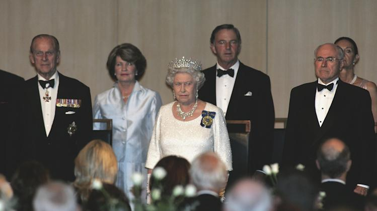 FILE PHOTO: The Queen And The Duke OF Edinburgh Visit Australia: A Look Back