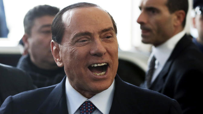 Berlusconi teams up with Northern League