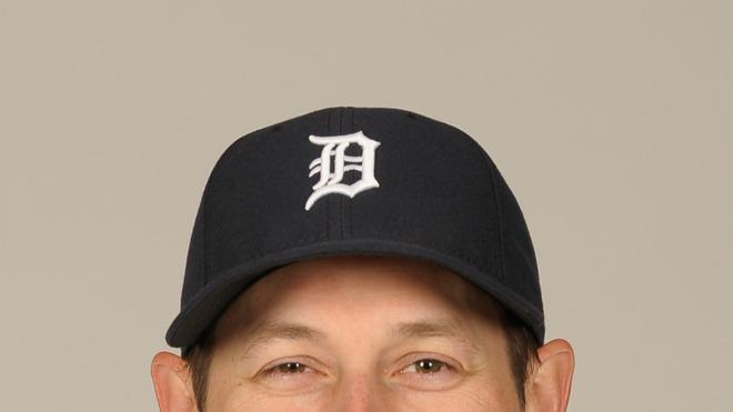 Don Kelly Baseball Headshot Photo