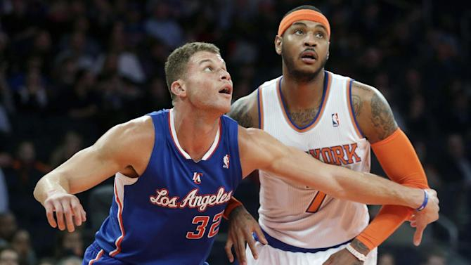 Clippers rout Knicks 109-95 to open 7-game trip