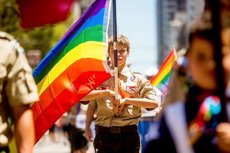 Boy Scouts President Urges Group to Reverse 'Unsustainable' Antigay Stance