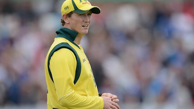George Bailey backed the one-day side to become Australia's team of the future