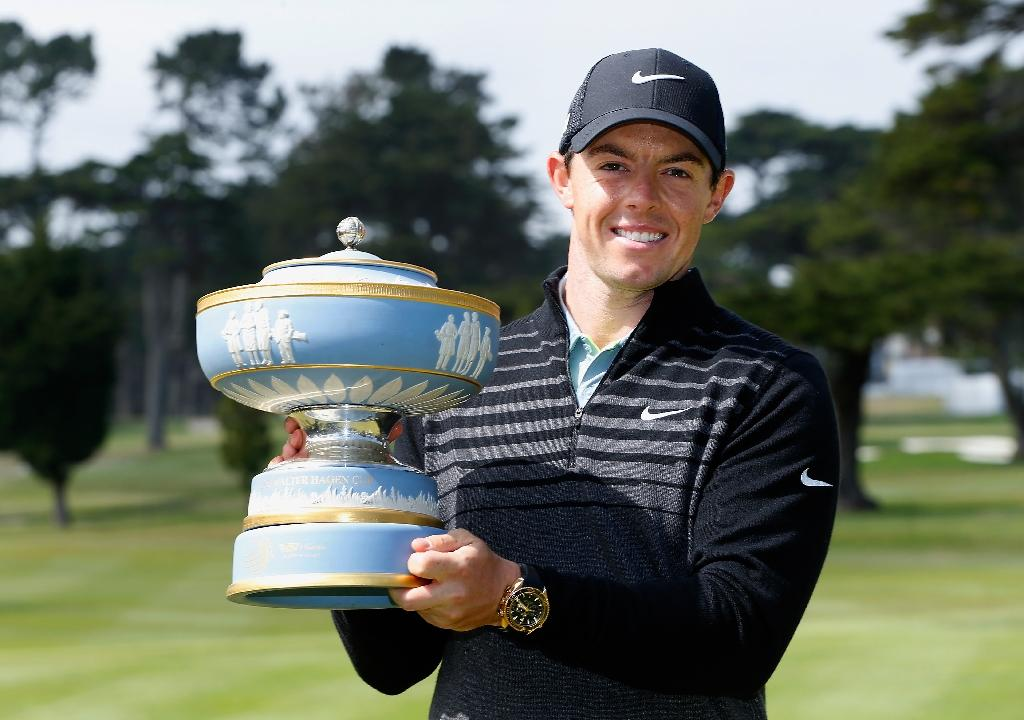 McIlroy wins WGC World Match Play crown