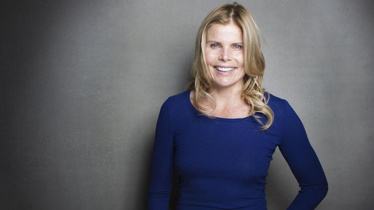 "Actress Mariel Hemingway from the film ""Running From Crazy"" poses for a portrait during the 2013 Sundance Film Festival on Sunday, Jan. 20, 2013 in Park City, Utah. (Photo by Victoria Will/Invision/AP Images)"
