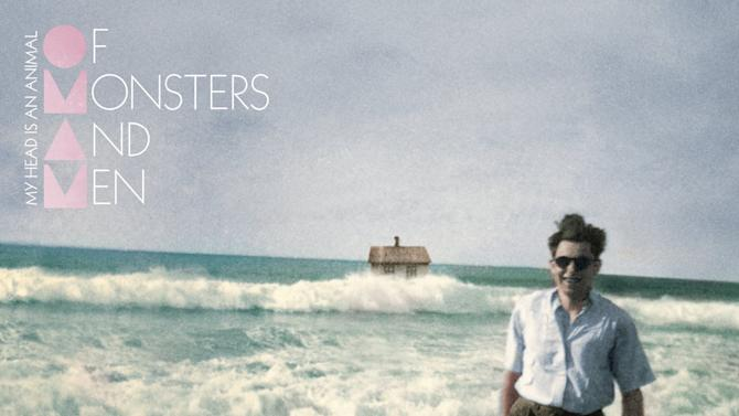 "This CD cover image released by Universal Republic Records shows ""My Head is an Animal,"" by Of Monsters and Men. (AP Photo/Universal Republic Records)"