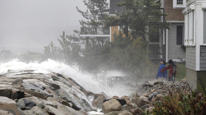 A state-by-state look at the East Coast superstorm
