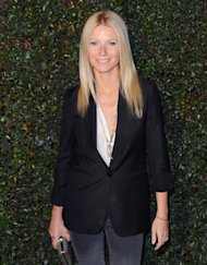 Gwyneth Paltrow arrives at the World Premiere of 'My Valentine' at Stella McCartney on April 13, 2012 in Hollywood -- FilmMagic