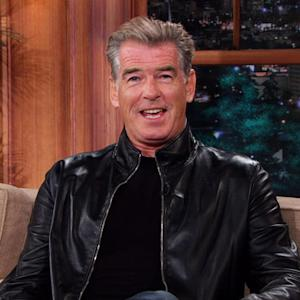 Craig Ferguson -  Pierce Brosnan on Aging