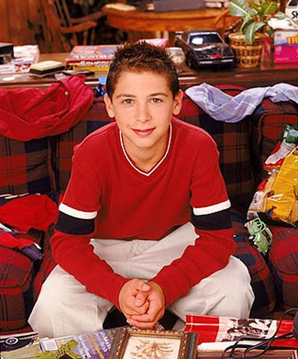 Justin Berfield was actually younger than Frankie Muniz but played his older brother Reese on the show. (Courtesy Fox TV)