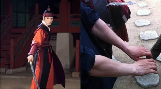 JYJ′s Kim Jae Joong′s Hands Take Rough Beating on ′Dr. Jin′