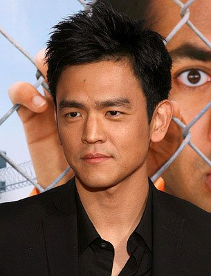 John Cho at the Los Angeles premiere of New Line Cinema's Harold and Kumar Escape from Guantanamo Bay