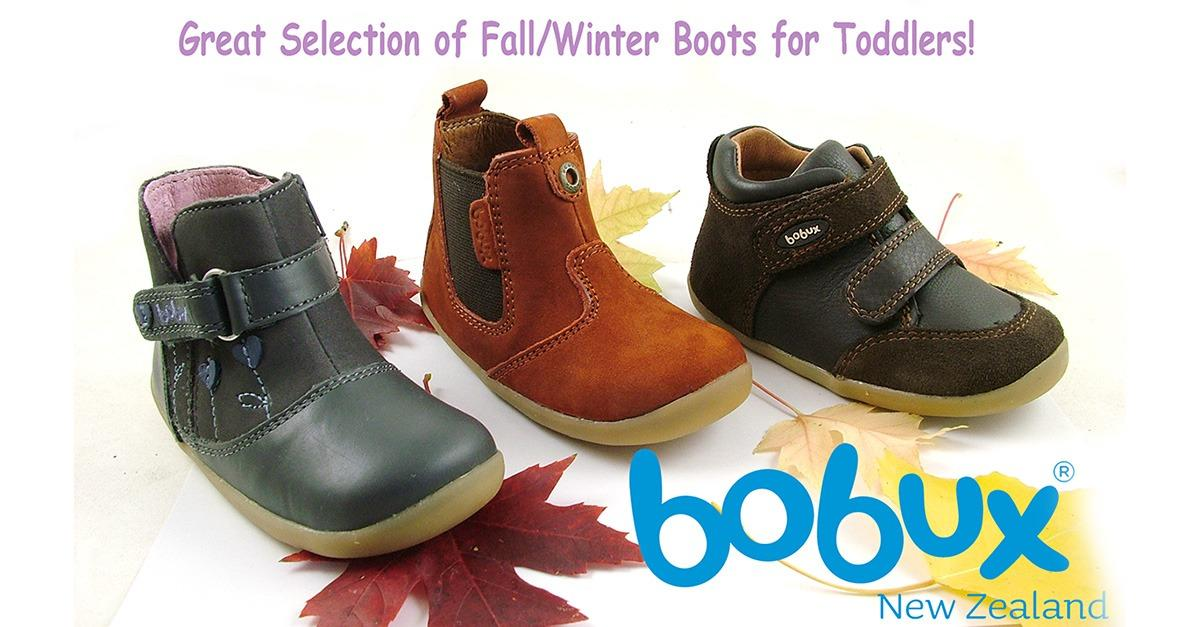 Great Fall/Winter boots for Toddlers