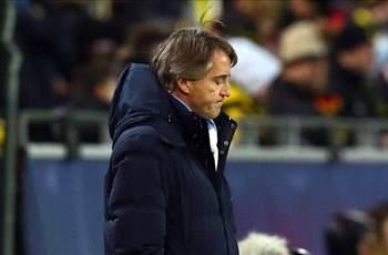 Mancini not feeling the pressure despite Champions League shortcomings