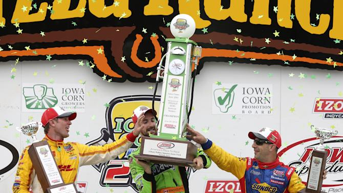 Iowa Corn Indy 250 - Day 2
