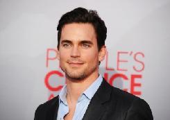 Matt Bomer arrives at the 2012 People's Choice Awards held at Nokia Theatre L.A. Live in Los Angeles on January 11, 2012 -- Getty Images