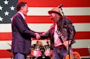 Secret Meeting Leads To Kid Rock Jam Session at Romney Rally