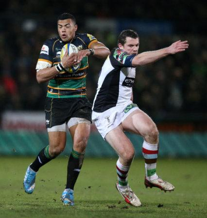 Rugby Union - Aviva Premiership - Northampton Saints v Harlequins - Franklin's Gardens